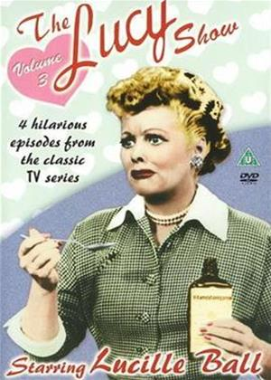 Rent The Lucy Show: Vol.3 Online DVD Rental