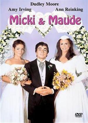 Rent Micki and Maude Online DVD Rental