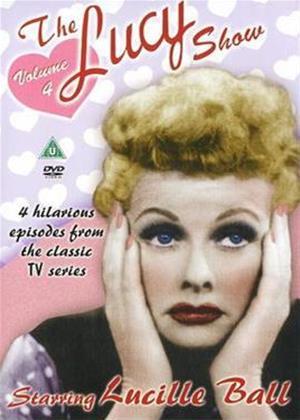 Rent The Lucy Show: Vol.4 Online DVD Rental