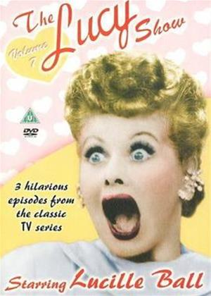 Rent The Lucy Show: Vol.7 Online DVD Rental