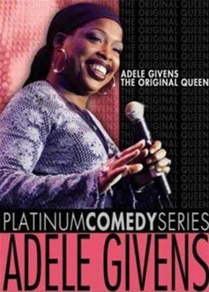 Rent Adele Givens: The Original Queen Online DVD Rental