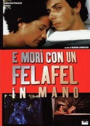 Rent He Died with a Felafel in His Hand (aka E morì con un felafel in mano) Online DVD Rental