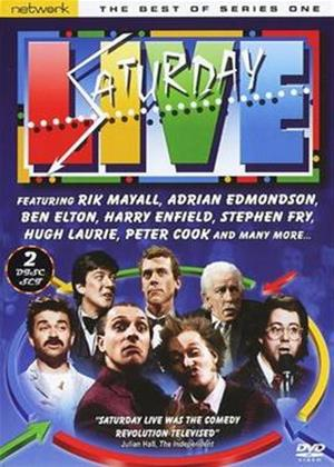 Rent The Best of Saturday Live: Series 1 Online DVD Rental
