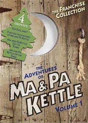 Rent The Adventures of Ma and Pa Kettle: Vol.1 Online DVD Rental