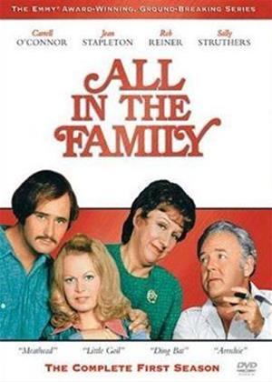 Rent All in the Family Online DVD Rental