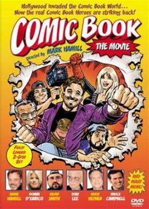 Rent Comic Book: The Movie Online DVD Rental