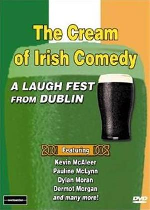 Rent The Cream of Irish Comedy Online DVD Rental