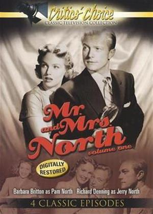 Rent Mr and Mrs North Online DVD Rental
