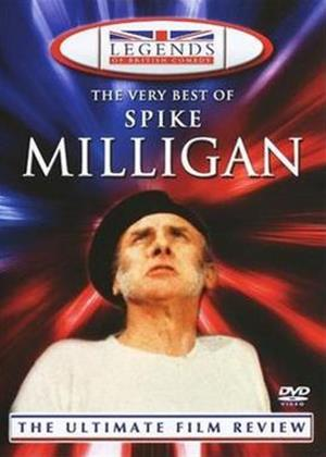 Rent Legends of British Comedy: The Very Best of Spike Milligan Online DVD Rental