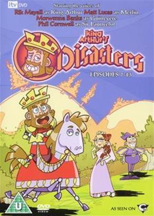 Rent King Arthur's Disasters: Series 2 Online DVD Rental