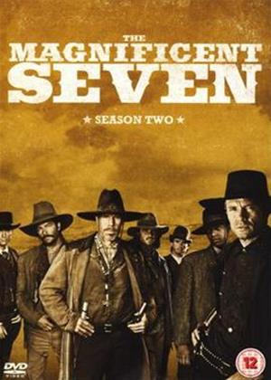 Rent The Magnificent Seven: Series 2 Online DVD Rental
