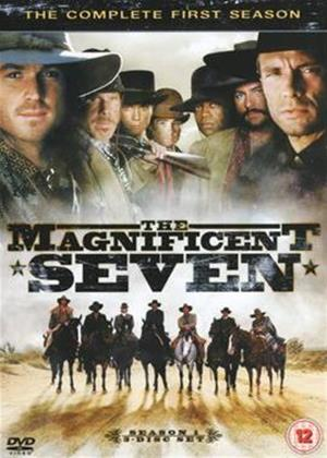 Rent The Magnificent Seven: Series 1 Online DVD Rental