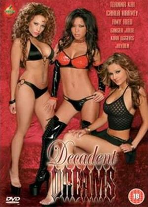 Rent Decadent Dreams Online DVD Rental
