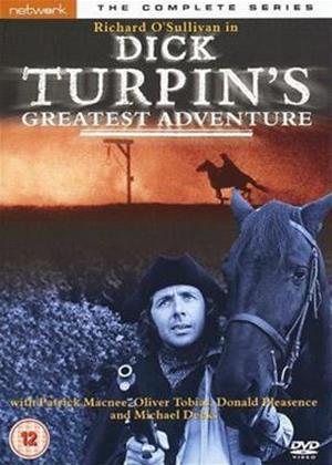 Rent Dick Turpin's Greatest Adventure Online DVD Rental