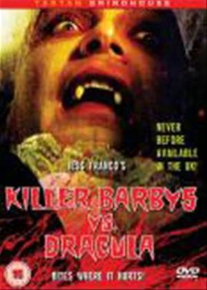 Rent Killer Barbys vs Dracula Online DVD Rental