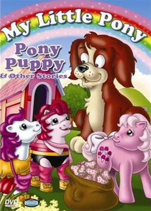 Rent My Little Pony: The Pony Puppy Online DVD Rental
