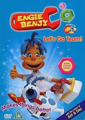 Rent Engie Benjy: Let's Go Team Online DVD Rental