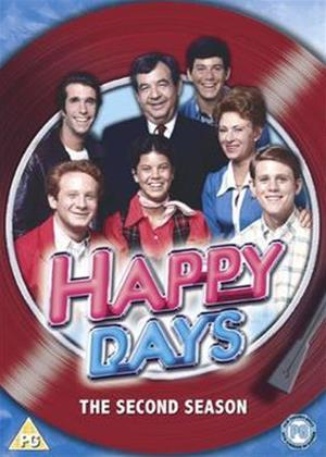 Rent Happy Days: Series 2 Online DVD Rental