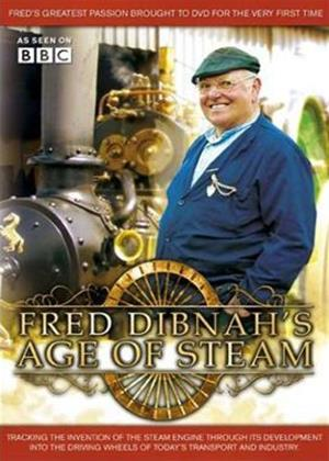 Rent Fred Dibnah: Age of Steam Online DVD Rental