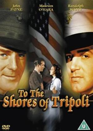Rent To the Shores of Tripoli Online DVD Rental