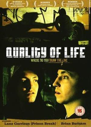 Rent Quality of Life (aka Against the Wall) Online DVD Rental