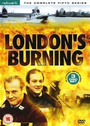 Rent London's Burning: Series 5 Online DVD Rental