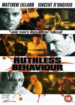 Rent Ruthless Behaviour Online DVD Rental