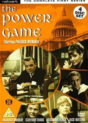 Rent The Power Game: Series 1 Online DVD Rental