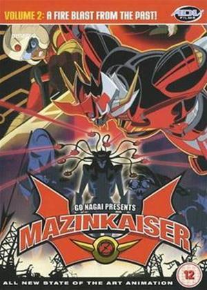 Rent Mazinkaiser: Vol.2 Online DVD Rental