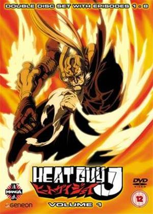 Rent Heat Guy J: Vol.1 Online DVD Rental
