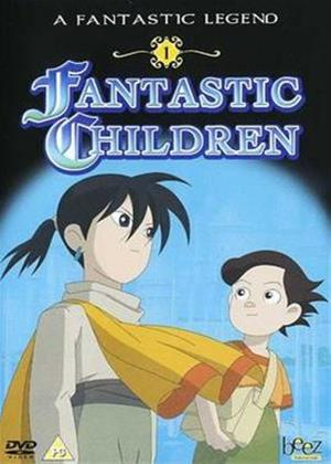 Rent Fantastic Children: Vol.3 Online DVD Rental