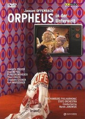 Rent Offenbach: Orpheus in Der Unterwelt Online DVD Rental
