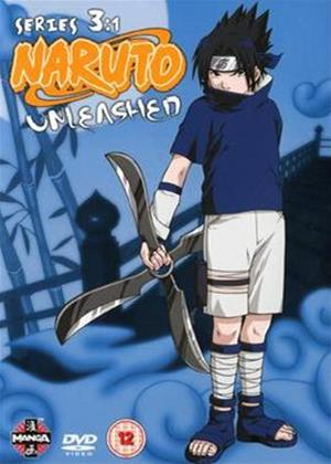Rent Naruto Unleashed: Series 3 Online DVD Rental