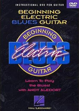Rent Beginning Electric Blues Guitar: Instructional Online DVD Rental