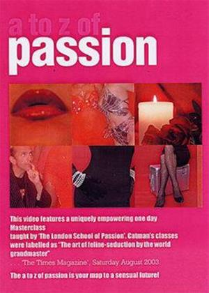 Rent A To Z of Passion Online DVD Rental