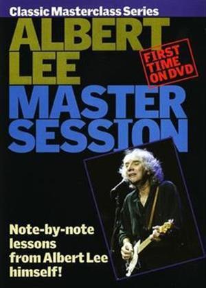 Rent Master Session: Albert Lee Online DVD Rental