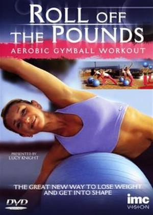 Rent Roll Off the Pounds: Aerobic Gymball Workout Online DVD Rental
