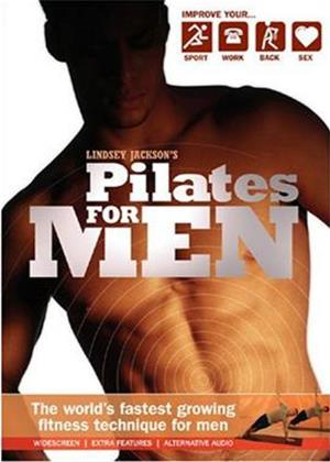 Rent Lindsey Jackson's Pilates for Men Online DVD Rental