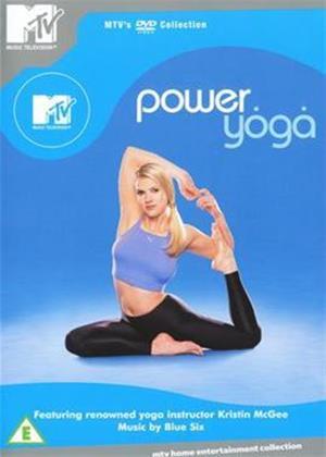 Rent MTV Power Yoga Online DVD Rental