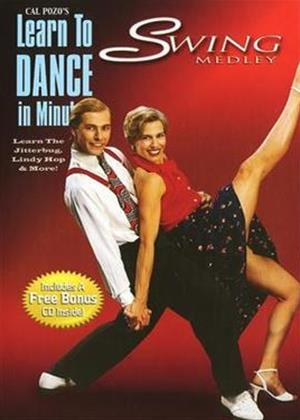 Rent Learn to Dance in Minutes: Swing Medley Online DVD Rental