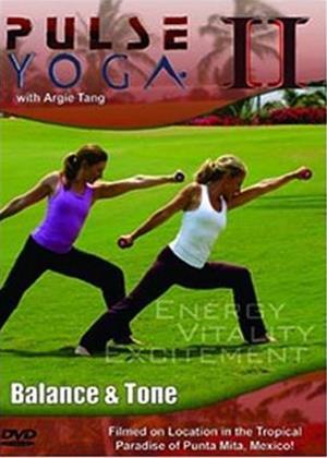 Rent Pulse Yoga: Vol.2: Balance and Tone Online DVD & Blu-ray Rental