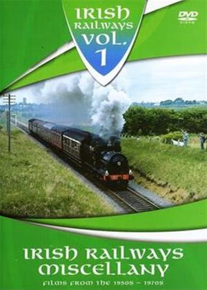 Rent Irish Railways: 1950's to 1970's Online DVD Rental