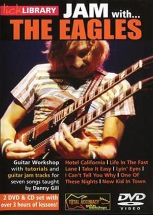 Rent Lick Library: Jam with the Eagles Online DVD Rental