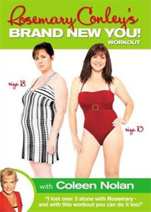 Rent Rosemary Conley and Coleen Nolan: Brand New You! Workout Online DVD Rental
