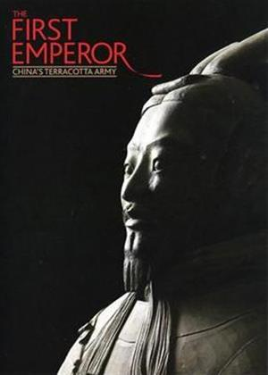 Rent First Emperor: China's Terracotta Army Online DVD Rental