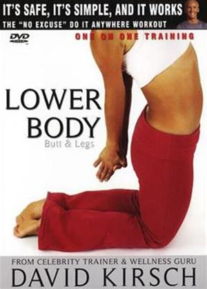 Rent David Kirsch's One on One Training:Lower Body: Butt and Legs Online DVD Rental