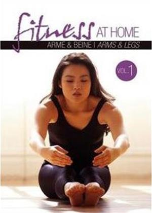 Rent Fitness at Home: Vol.1 Online DVD Rental