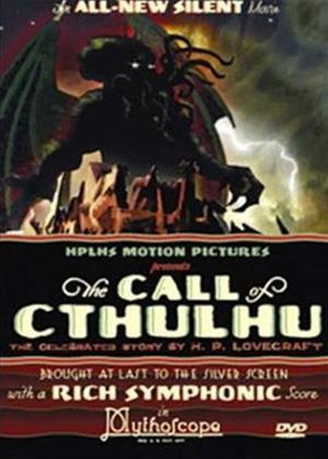 Rent The Call of Cthulhu Online DVD Rental