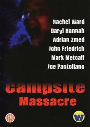 Rent Campsite Massacre Online DVD Rental