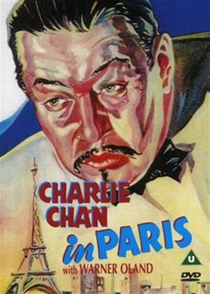 Rent Charlie Chan in Paris Online DVD Rental